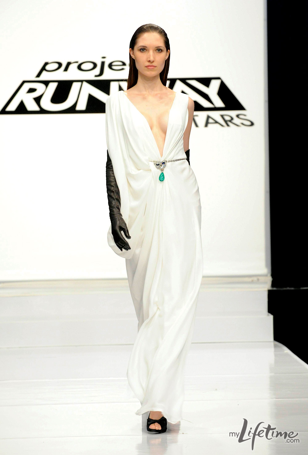 Project Runway All-Stars: Really Really Pumped-Up Prom