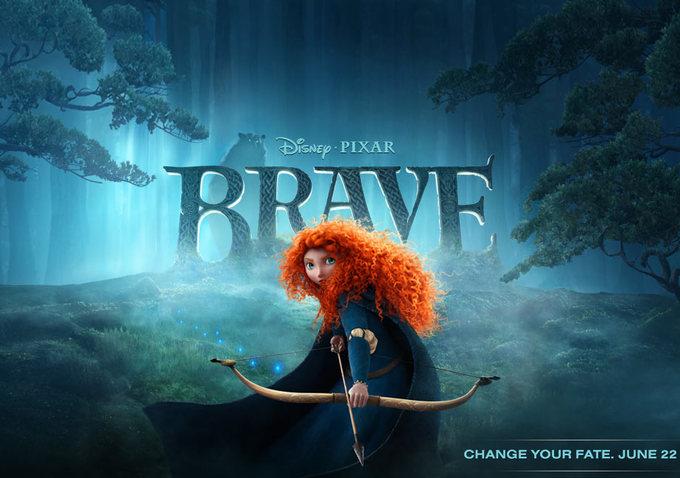 brave pixar movie download